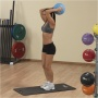 Медицинбол 10LB Body Solid BSTMB10