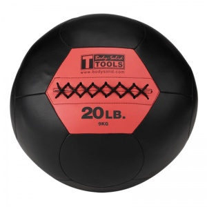 Медицинбол Body Solid Wall Ball BSTSMB20