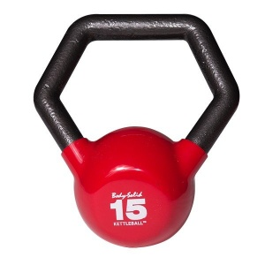 Гиря Body Solid Kettleball KBL15